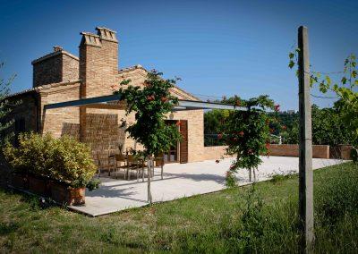Bertollo's Casa Vista Montefiore