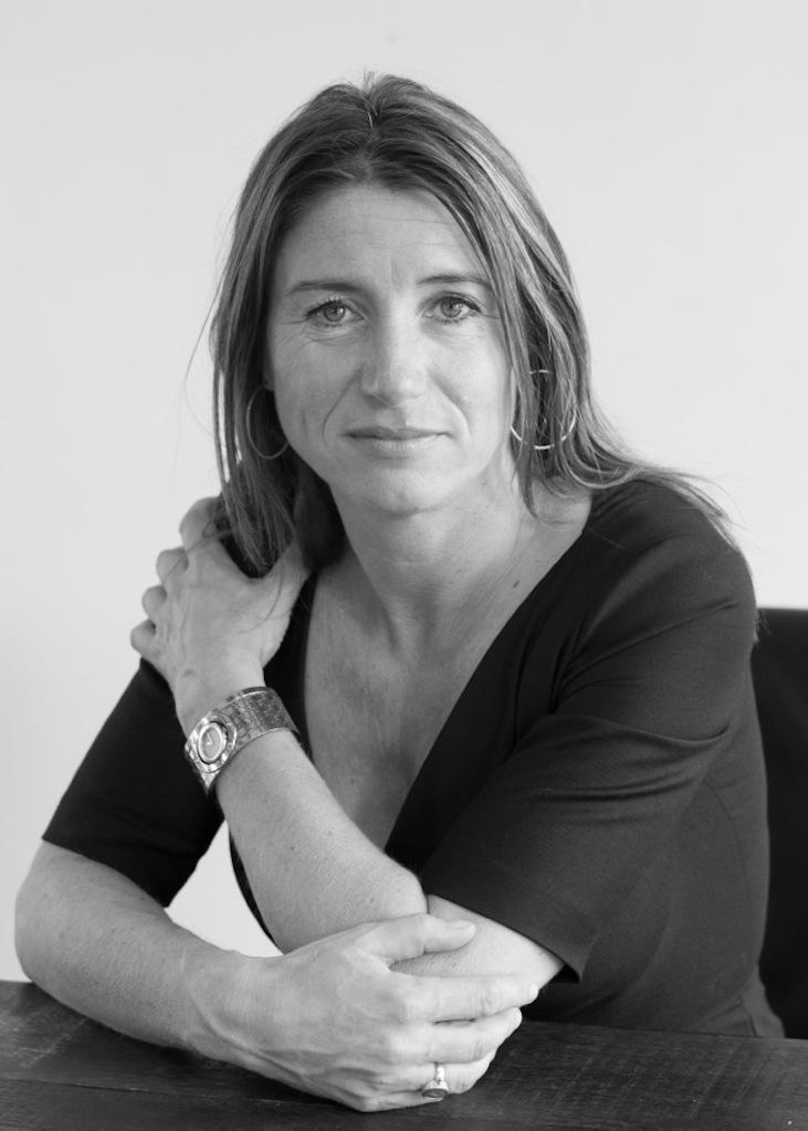 Potretfoto Nathalie Bertollo, gezicht van Bertollo's